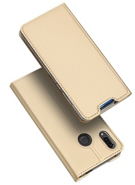 Dux Ducis Premium Magnet Book Case For Huawei P Smart Z Gold
