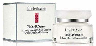Sejas krēms Elizabeth Arden Visible Difference Refining Moisture Cream Complex, 75 ml