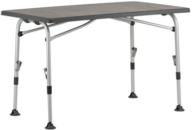Стол для кемпинга Westfield Performance Superb 115, серый, 115 x 70 x 72 см