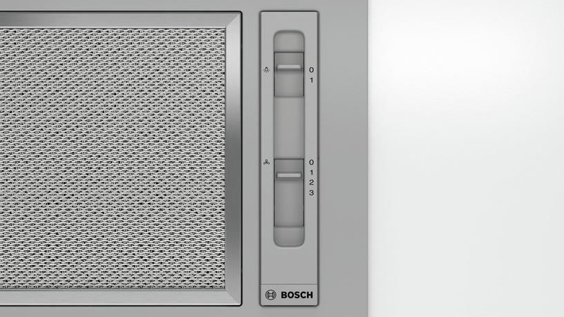 Iebūvēts tvaika nosūcējs Bosch DLN53AA70