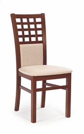 Ēdamistabas krēsls Halmar Gerard 3 Antique Cherry II/Mesh 1