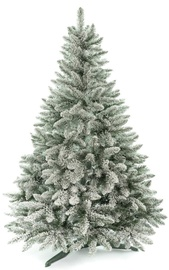 AmeliaHome Tytus Christmas Tree Green With Snow 150cm