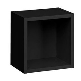 ASM Shelf Cabinet Blox RW10 Black Matt