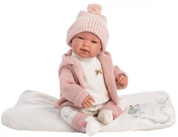 Кукла Llorens Newborn Tina 43см 84430