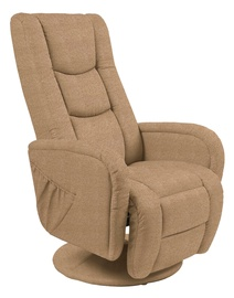 Halmar Pulsar 2 Recliner Chair Beige