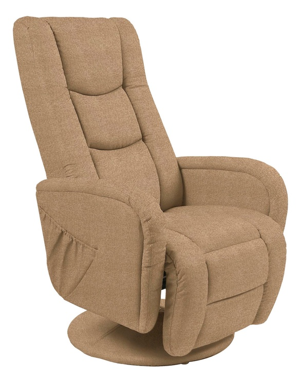 Halmar Pulsar 2 Recliner Chair Beige