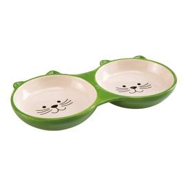 Миска для корма Ferplast Izar Cat Bowls 21.5x12x2.5cm