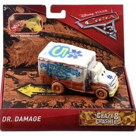 Mattel Cars 3 Crazy Crashers Dr Damage