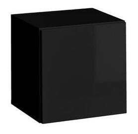 ASM Blox SW20 Cupboard Hanging Cabinet Black
