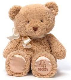 Mīkstā rotaļlieta Gund My First Teddy Tan, 25 cm