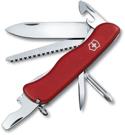 Victorinox Trailmaster Pocket Knife Red