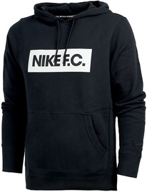 Nike F.C. Mens Football Hoodie CT2011 010 Black S