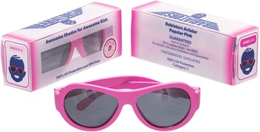 Saulesbrilles Babiators Original Aviator Kids Sunglasses Popstar Pink 0-2Y