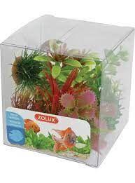 Dekorācija Zolux Boit Mix X6 Nr1 Plantkit Decor
