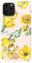 Kingxbar Blossom Back Case For Apple iPhone 11 Pro Jasmine