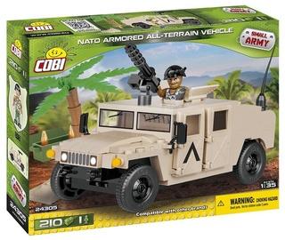 Cobi Small Army NATO Armored ALL- Terrain Vehicle 210pcs 24305