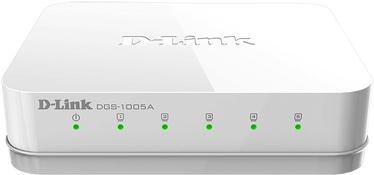 Tīkla centrmezgls D-Link DGS-1005A/D