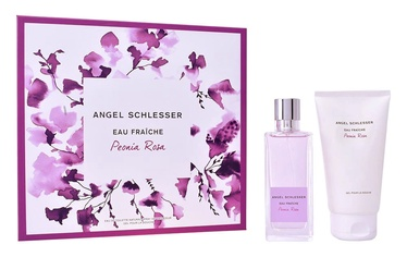 Angel Schlesser Peonia Rosa 100ml EDT + 150ml Shower Gel