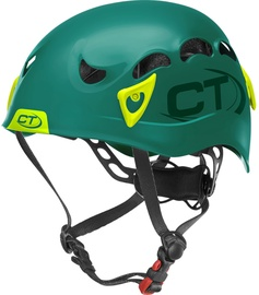 Alpīnistu ķivere Climbing Technology Galaxy, zaļa, 50 - 61 cm