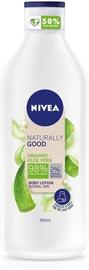 Ķermeņa losjons Nivea Naturally Good, 350 ml