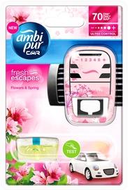 Ambi Pur CAR3 Diffuser & Flowers Refill 7ml