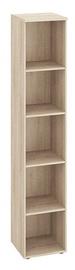 DaVita Alfa 64.65 Office Shelf Kronberg Oak