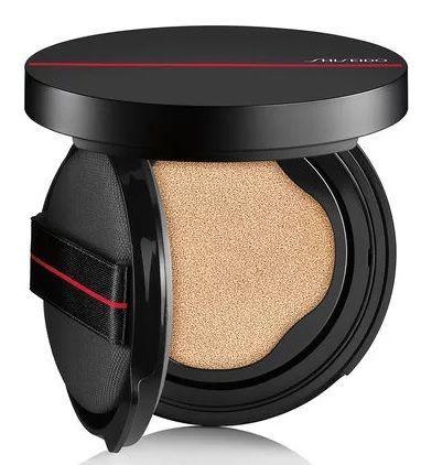 Tonizējošais krēms Shiseido Synchro Skin Cushion Compact Foundation 220 Linen Linen, 13 g