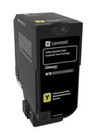 Lexmark 74C2SYE Corporate Toner Cartridge Yellow