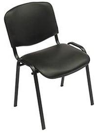 Apmeklētāju krēsls Verners Iso Black 557110