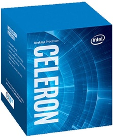 Процессор Intel® Celeron® G5905 3.5GHz 4MB BX80701G5905, 3.5ГГц, LGA 1200, 4МБ