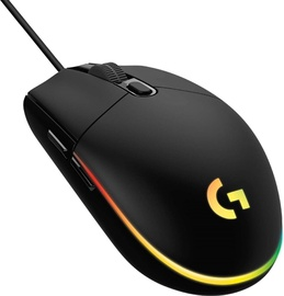 Logitech G G203 Lightsync Optical Gaming Mouse Black