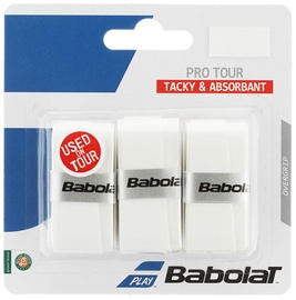 Babolat Pro Tour 3pcs White 138757