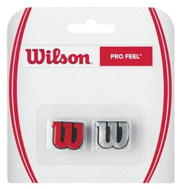 Wilson Pro Feel Red Silver WRZ537600