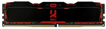 Operatīvā atmiņa (RAM) Goodram RDM X Black IR-X3200D464L16S/8G DDR4 8 GB CL16 3200 MHz
