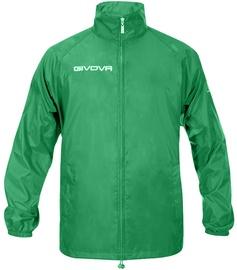 Куртка Givova Basico Rain Jacket Green 2XL