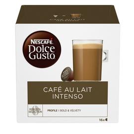 Кофе в капсулах Nescafe Dolce Gusto Cafe Au Lait Intenso 160 g., 16 шт.