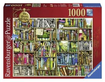 Ravensburger Puzzle The Bizzarre Bookshoop 1000pcs 19226