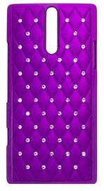 Futrālis Telone, violeta