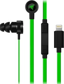 Austiņas Razer Hammerhead iOS Green
