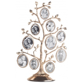 Poldom CK 530 Photo Frame Family Tree MN 10 Bronze