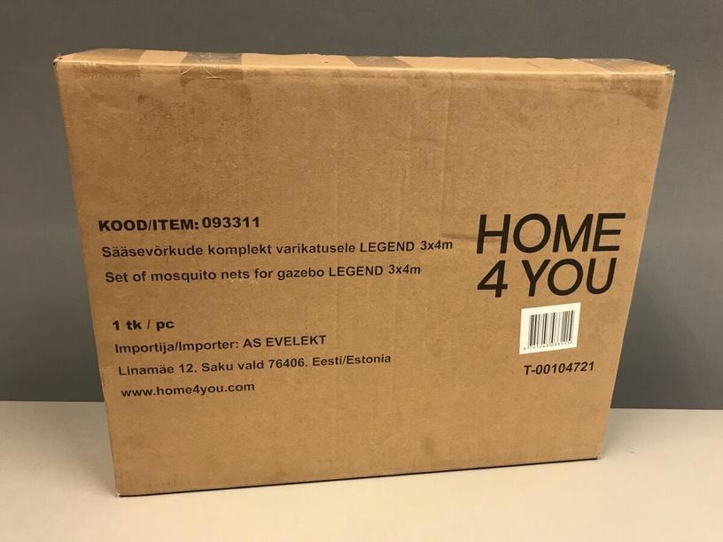 Москитная сетка Home4you Mosquito Nets Canopy Legend 3x4m (поврежденная упаковка)/3