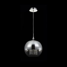 Gaismeklis Maytoni Fermi P140-PL-170-1-N Ceiling Lamp Chrome 60W E27