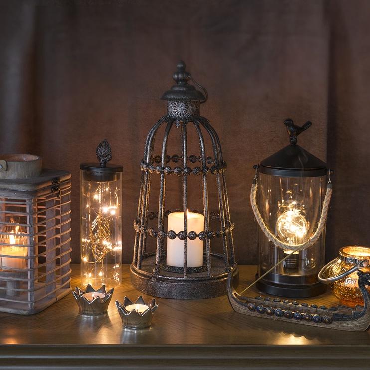Home4you Candle Lantern Venice D21xH42cm