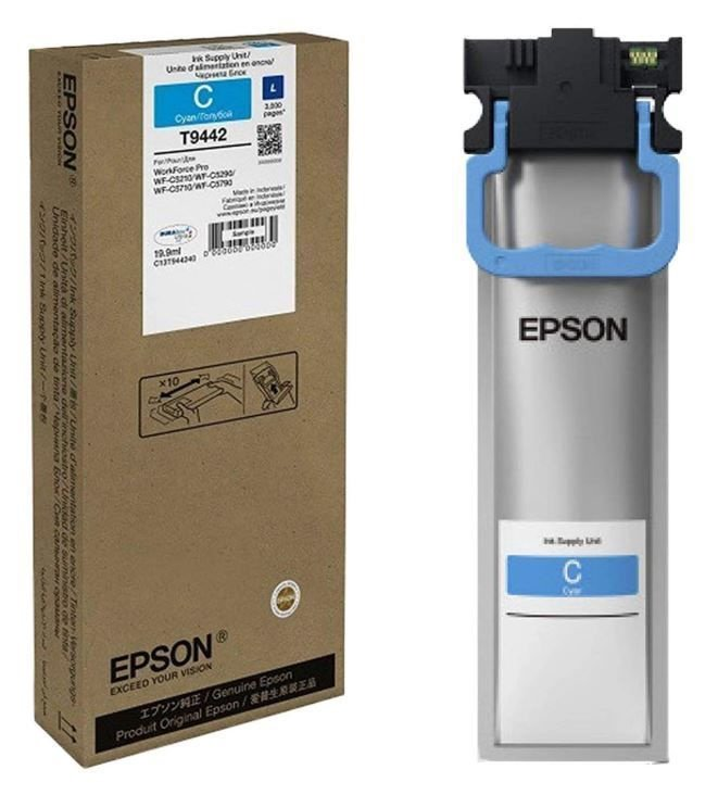 Epson Ink Cartridge For Epson Cyan