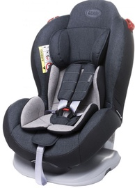 Mašīnas sēdeklis 4Baby Rodos Dark Grey, 0 - 25 kg