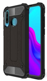 Hurtel Hybrid Armor Back Case For Huawei P30 Lite Black