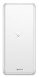Зарядное устройство - аккумулятор Baseus M36, 10000 мАч, белый