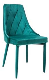 Ēdamistabas krēsls Signal Meble Trix Green