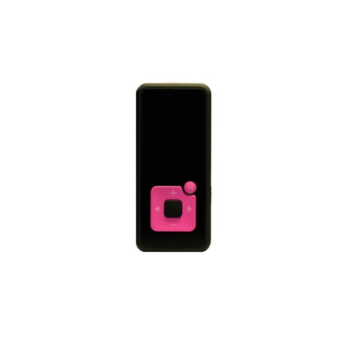 Mūzikas atskaņotājs Sponge Melody Black/Pink, 8 GB