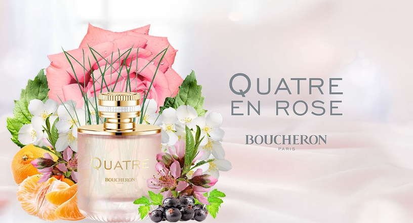 Boucheron Quatre En Rose 30ml EDP